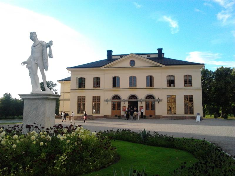 The Clemence of Titus, Drottningholms, Stockholm
