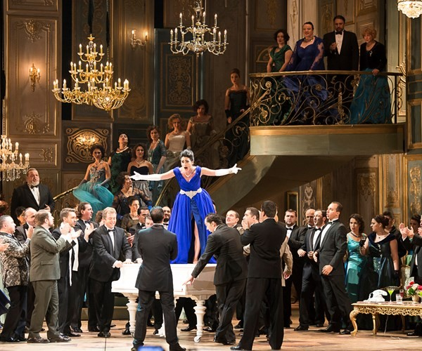 Traviata bucuresteana, la Opera Philadelphia