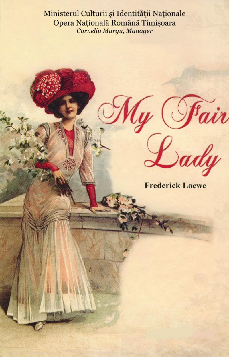 """My Fair Lady"" in loc de ""Simon Boccanegra"""