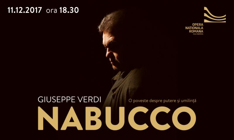 NABUCCO: Un spectacol-eveniment, cu distributie internationala