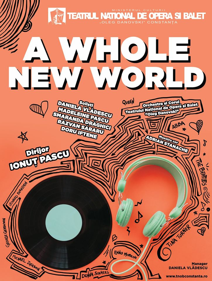 """A Whole New World"" online"
