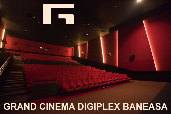 Grand Cinema Digiplex Baneasa Bucuresti